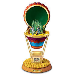 Wizard of Oz Animated Music Box