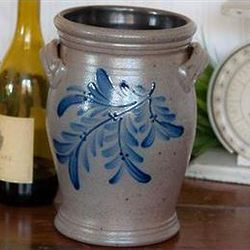 Teaberry Pattern Wine Cooler