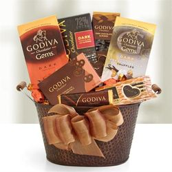 Decadent Dark Chocolate Godiva Gift