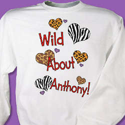 Wild About Sweatshirt