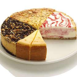 Cheesecake Sampler