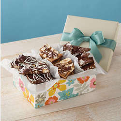 Chocolate Bark Favorites Gift Box