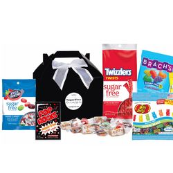Sugar Free Retro Candy Gift Box
