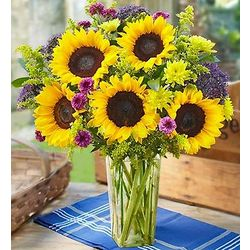 A Ray of Sunshine Bouquet