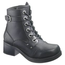 Women's Harley Davidson Evie Casual Boots