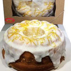 Lemon Supreme Bundt Cake