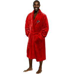Atlanta Falcons Men's Silk Touch Plush Bath Robe