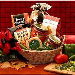 Let's Spice It Up Salsa Gift Basket