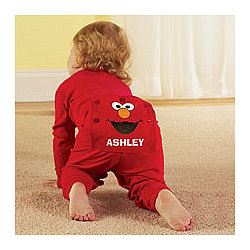 Sesame Street Character Infant Long Johns