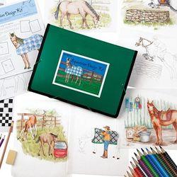 Equestrian Design Kit