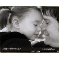 Picture Perfect Father Photo Wall Canvas