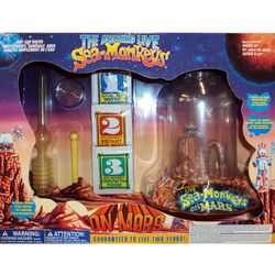 Sea Monkeys On Mars Deluxe