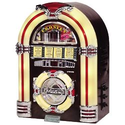Tabletop CD Digital Mini Jukebox