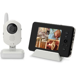 Wireless Digital Video Camera and Monitor System