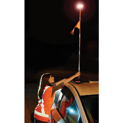 Tall Roadside Emergency Beacon