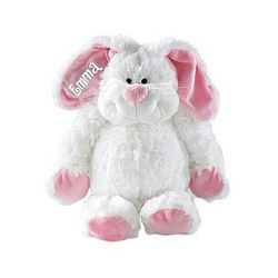 Personalized Hug a Long Bunny