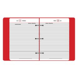 Standard Diary Loose Leaf Refillable Daily Diary