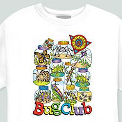 Bug Club Youth T-Shirt