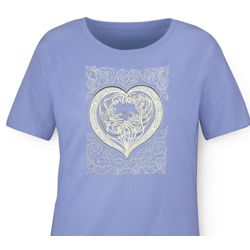 Celtic Heart T-Shirt