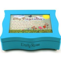 Digital Recordable Keepsake Prayer Box