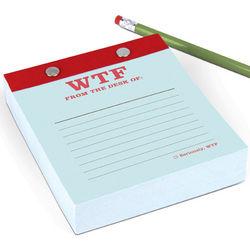 WTF Desktop Notepad