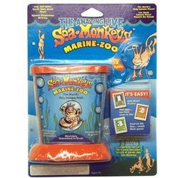 Sea Monkeys Marine Zoo Blister Pack