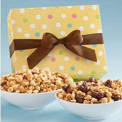 Honey and Berry Moose Munch Popcorn Gift Box