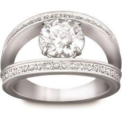 Size 8 Swarovski Crystal Vitality Ring