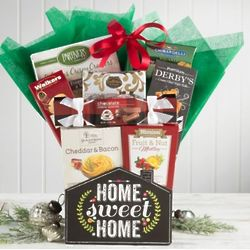 Welcome Home Housewarming Gift Basket