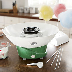 Cotton Candy Maker with Sticks
