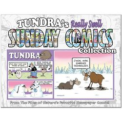 Tundra's Really Swell Sunday Comics Collection Book