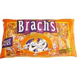 Candy Corn Halloween Bags