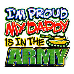 Daddy Army T-Shirt