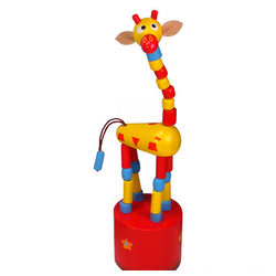 Floppy Friends Giraffe Desk Toy