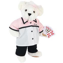 """15"""" Lady Luck Teddy Bear"""