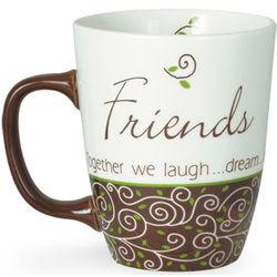 A Life Message Mug for a Friend