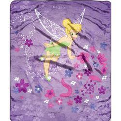 Kid's Disney Fairies Fleece Blanket