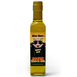 Boss Hog's Bacon Infused Olive Oil