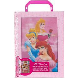 Princess 28-Piece Cosmetic Set