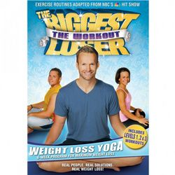 The Biggest Loser Yoga DVD