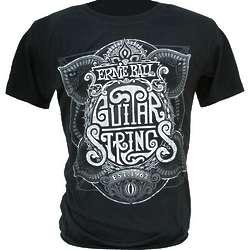 Black King of Strings T-Shirt
