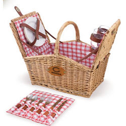NFL Piccadilly Two Person Picnic Basket
