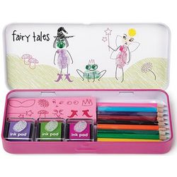 Fairy Tales Finger Printing Art Kit