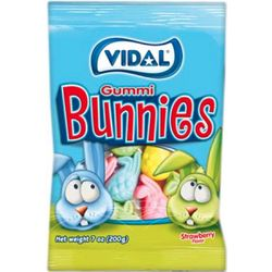 Gummy Bunnies 7-Ounce Bag