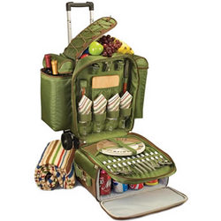 Excursion Picnic Cooler on Wheels