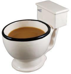 Toilet Mug