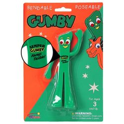 Semper Gumby Poseable Bendy Toy