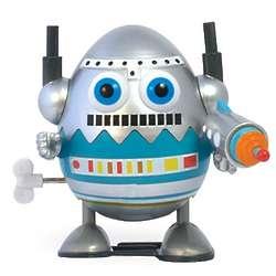 Eggbot Wind-Up Desktop Toy