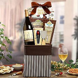 Windwhistle Chardonnay Gift Basket