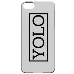 Yolo Protective Hard Case for iPhone 5